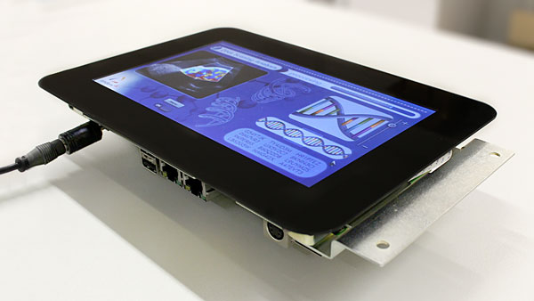 Embedded Display Touch Systems   Anders Electronics
